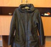 Пальто утеплённое 152-158