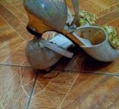 Нарядные туфли на праздник