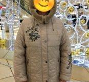 Пальто новое, на верблюжьей шерсти