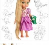 Рапунцель кукла новая оригинал