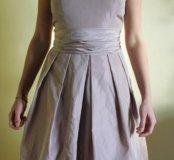 Бу платье в отличном состоянии