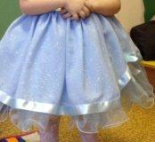 Платье) 3-4 года