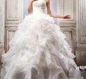 Новое свадебное платье 42-48