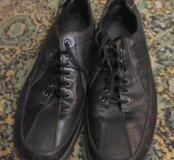 Туфли, 44 размер, натуральная кожа.