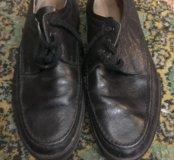Туфли, в идеальном состоянии, 43-44 размер,нат.кож