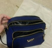 Gaude Milano новая сумочка с бирками из Италии