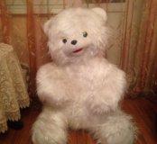 Плюшевый медведь 1м