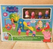 Новый набор свинка пеппа
