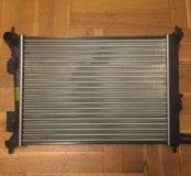 Радиатор охлаждения форд фокус-ll