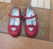 El Tempo  новые туфли для девочки