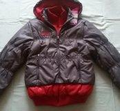 Куртка для девочки 140-152см