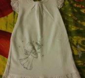 Новое платье на крещение
