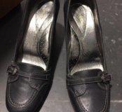 Туфли ( натуральная кожа₽