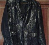 Женский праздничный пиджак