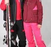 Профес. орегинальный горнолыжный костюм Spyder