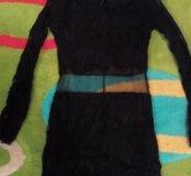 Оригинальное шикарное платье