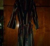 Муж.мохровый халат