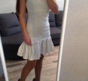 Новое,на Новый год платье.
