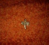 Серебрянная стрекоза