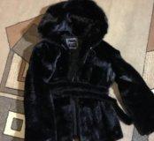 Норковый полушубок furs collection