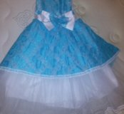 праздничное платье принцессы