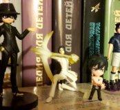 Набор аниме-фигурок
