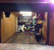 Продам гараж 24 кВ м