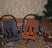 Детские кресла от 0