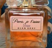 Парфюмерная вода Alan Bray Paris je taime desir