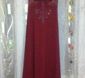Вечернее платье,р-р.46