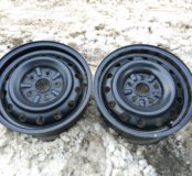 Диски R15 Toyota,Suzuki 2шт