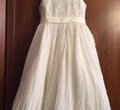 Продам платье фирмы Perlitta размер 140-146 одевал