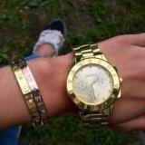 Браслет и часы новые