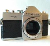 M42 Mamiya Sekor 500 DTL