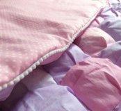 Бомбон одеяла и бортики