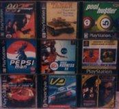 Sony Playstation 1 диски