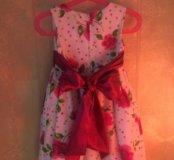 Платье нарядное , на 3 года