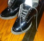 Ботинки 39р