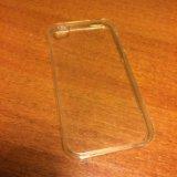 iPhone 4/4s силиконовый чехол