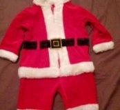 Прокат костюма новогоднего Санты