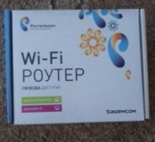 Новый Wi-Fi  роутер