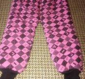 Теплые штанишки от 1 до 3хлет