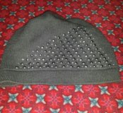 Новая шапка женская шерстяная