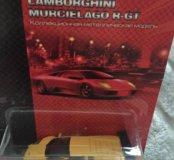 Машина Lamborghini murcielago