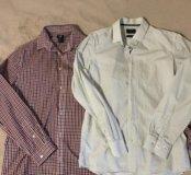 Рубашка мужская,свитер
