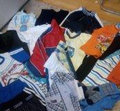 Одежда на мальчика от 3-4-5 лет