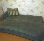 Б/Торга!диван зеленый