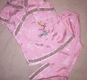 Пижама 8-9 лет для девочки