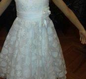 Платье очень нарядное