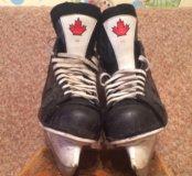 Коньки Canada team ✨3000✨